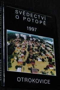 náhled knihy - Svědectví o potopě 1997 Otrokovice