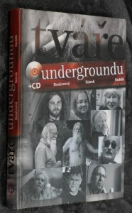 náhled knihy - Tváře undergroundu