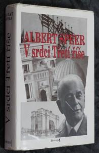 náhled knihy - V srdci Třetí říše. Paměti Hitlerova architekta a ministra zbrojního průmyslu