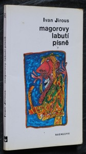 náhled knihy - Magorovy labutí písně