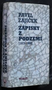 náhled knihy - Zápisky z podzemí : (1973-1980)