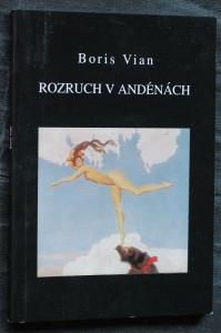 náhled knihy - Rozruch v Andénách