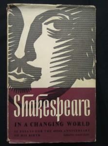 náhled knihy - Shakespeare in a changing World - sborník studií - mj. Z. Stříbrný (Ocpl, 270 s.)
