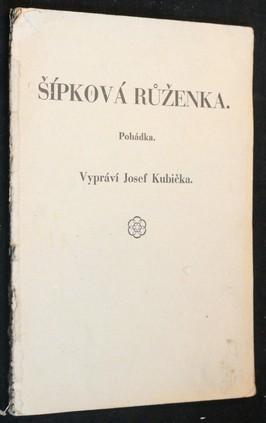 náhled knihy - Šípková Růženka : pohádka