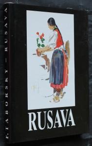 náhled knihy - Rusava. Život valašské dědiny