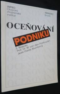 náhled knihy - Oceňování podniku