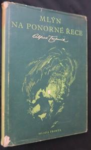 náhled knihy - Mlýn na ponorné řece
