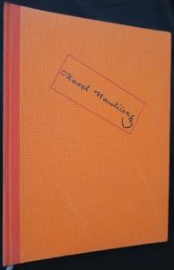 náhled knihy - Korespondence Karla Havlíčka s Fany Weidenhoffrovou
