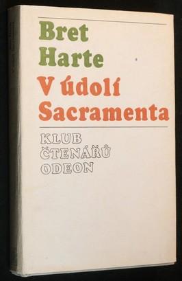 náhled knihy - V údolí Sacramenta : Výbor povídek