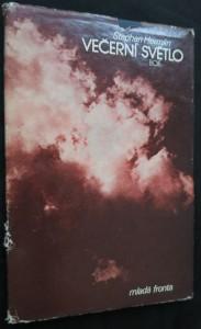 náhled knihy - Večerní světlo