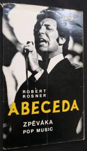 náhled knihy - Abeceda zpěváka pop-music