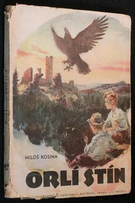 náhled knihy - Orlí stín