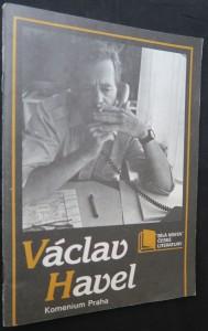 náhled knihy - Václav Havel : Bibliogr. příručka