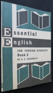 náhled knihy - Essential English for foreign students, Book 3