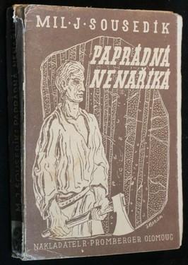 náhled knihy - Paprádná nenaříká : román