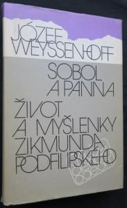 náhled knihy - Sobol a panna: Život a myšlenky Zikmunda Podfilipského