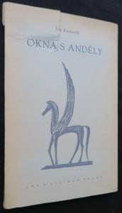 náhled knihy - Okna s anděly