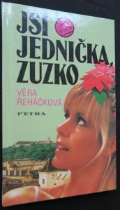 náhled knihy - Jsi jednička, Zuzko
