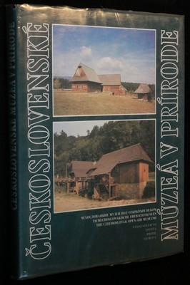 náhled knihy - Československé múzeá v prírode