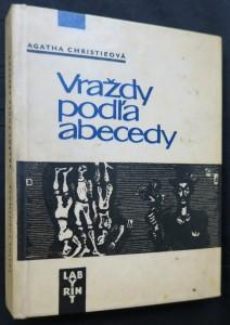 náhled knihy - Vraždy podľa abecedy