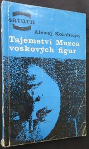náhled knihy - Tajemství Muzea voskových figur