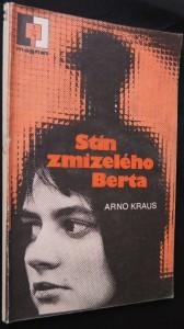 náhled knihy - Stín zmizelého Berta