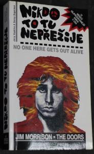 náhled knihy - Nikdo to tu nepřežije : [o Jimovi Morrisonovi]