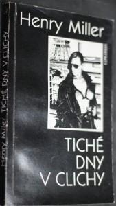 náhled knihy - Tiché dny v Clichy