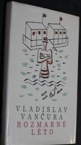 náhled knihy - Rozmarné léto : Humoristický román