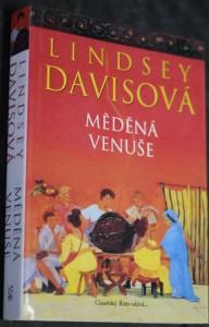 náhled knihy - Měděná Venuše