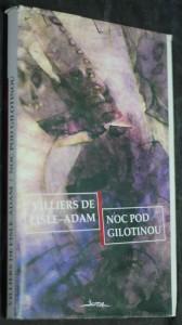náhled knihy - Noc pod gilotinou