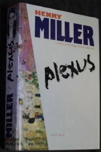 náhled knihy - Plexus : 2. kniha volné trilogie Růžové ukřižování