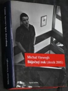 náhled knihy - Báječný rok : (deník 2005)