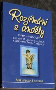 náhled knihy - Rozjímání s anděly : kniha - průvodce, doplněná 52