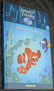 náhled knihy - Hledá se Nemo