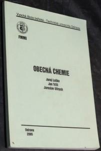 náhled knihy - Obecná chemie