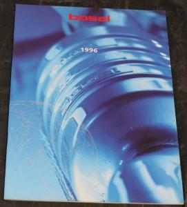 náhled knihy - Bosal 1996