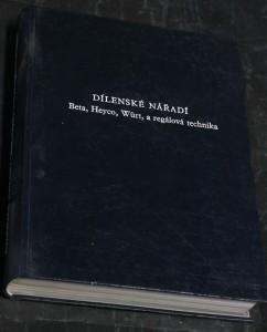 náhled knihy - Dílenské nářadí: Beta, Heyco, Würt, a regálová technika