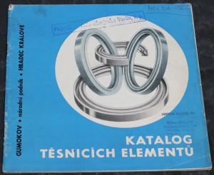 náhled knihy - Katalog těsnících elementů