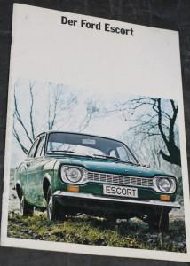 náhled knihy - Der Ford Escort