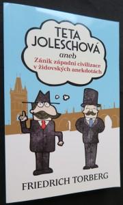 náhled knihy - Teta Joleschová, aneb, Zánik západní civilizace v židovských anekdotách