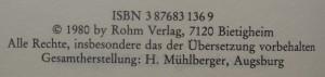antikvární kniha Astrologie und Medizin, 1980