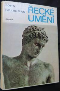náhled knihy - Řecké umění