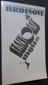 náhled knihy - Hrdinové, fantomy, myši