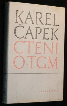 náhled knihy - Čtení o T.G. Masarykovi