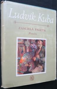 náhled knihy - Zaschlá paleta : paměti