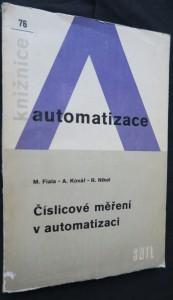 náhled knihy - Číslicové měření v automatizaci