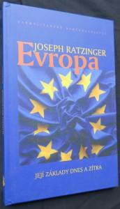 náhled knihy - Evropa : její základy dnes a zítra