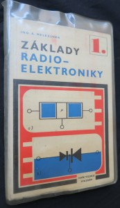 náhled knihy - Základy radioelektroniky. Díl 1