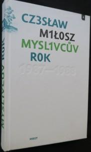 náhled knihy - Mysl1vcův rok : deník 1987-1988
